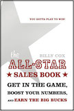 The All-Star Sales Book: