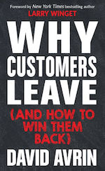 Why Customers Leave (and How to Win Them Back):