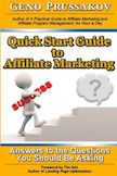 Quick Start Guide to Affiliate Marketing: