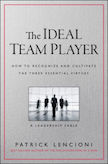 The Ideal Team Player: