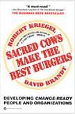 Sacred Cows Make the Best Burgers: