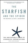 Starfish and the Spider: