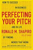 Perfecting Your Pitch: